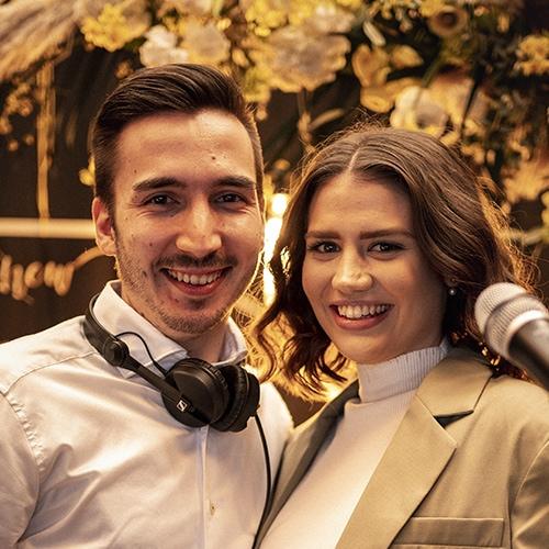 Hochzeitsduo Gesang & DJ